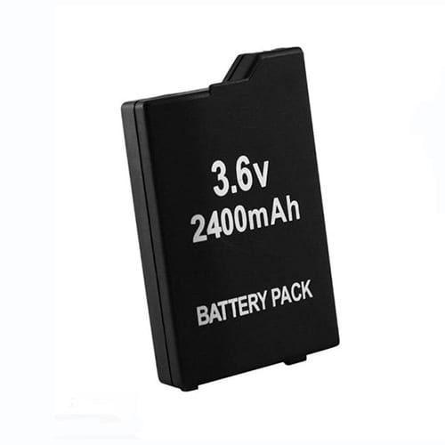 PSP2000 Console Replacement 2400mAH Rechargeable Battery Pack for PSP 2000