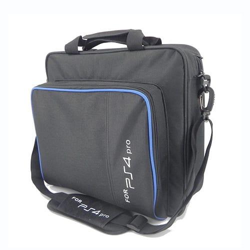 PlayStation 4 Pro PS4 Console Controller Strap Shoulder Carry Storage Bag 1