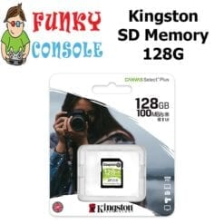 Canvas Select Plus sds2 SD 128gb Card Kingston memory cards