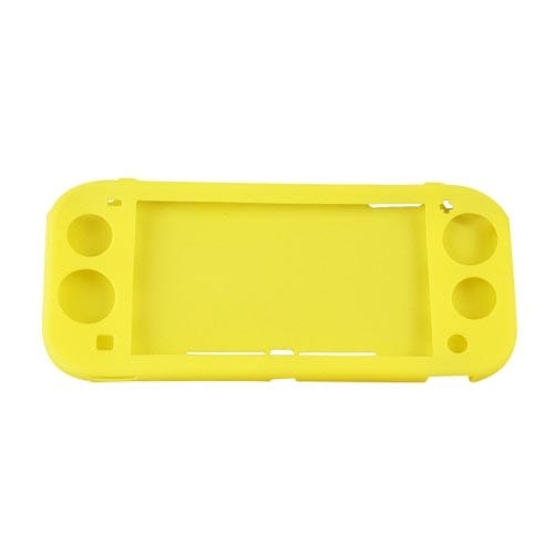 Nintendo Switch Lite Silicone Cover Yellow
