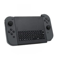 Nintendo Switch Wireless Keyboard, Mini Gamepad Chatpad Message Keyboard
