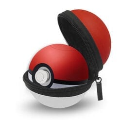 Poke Ball Plus for Nintendo Switch, Hard EVA Protective Storage Case Compatible with Pokemon Lets Go Poke Ball Plus