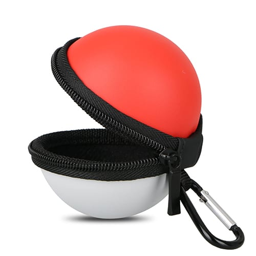 Poke Ball Plus for Nintendo Switch, Hard EVA Protective Storage Case Compatible with Pokemon Lets Go Poke Ball Plus
