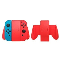 Joy-Con Comfort Hand Grip Handle Holder for Nintendo Switch Red