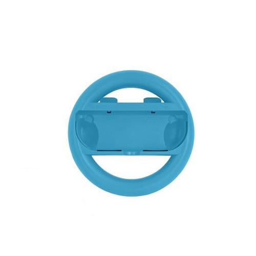 Nintendo Switch 2 Piece Joy-Con Steering Wheel Grip Set Blue