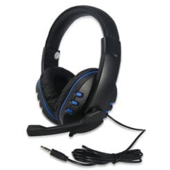 DOBE TY-1731 3-in-1 Stereo Wired Gaming Headphone for PS4 Xbox one and Nintendo Switch
